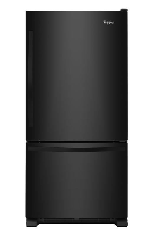 Frigo whirlpool noir