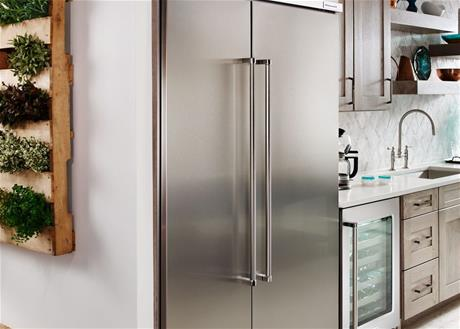 Frigo encastrable kitchenaid
