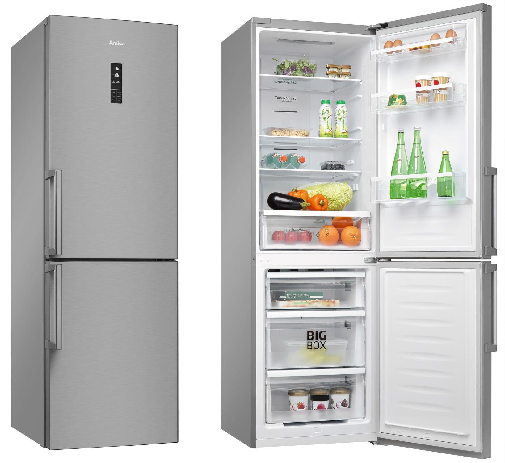Réfrigérateur congélateur une porte