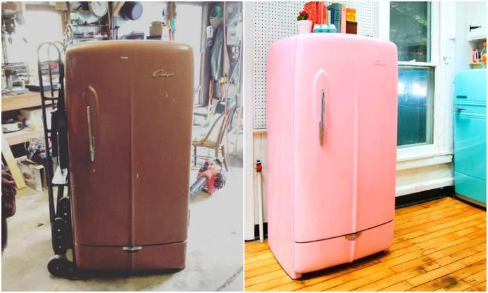Joint frigo vintage