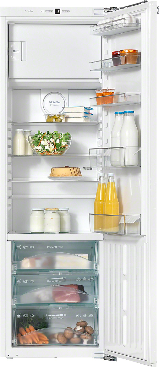Frigo encastrable miele