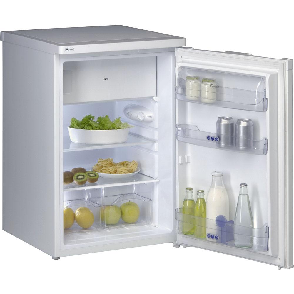 Réfrigérateur top whirlpool arc104a+s silver