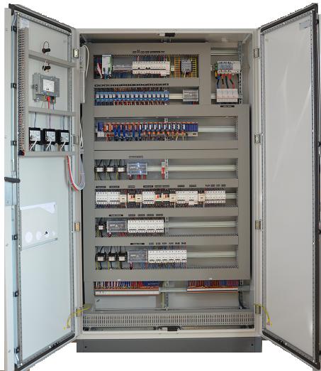 Un armoire electrique
