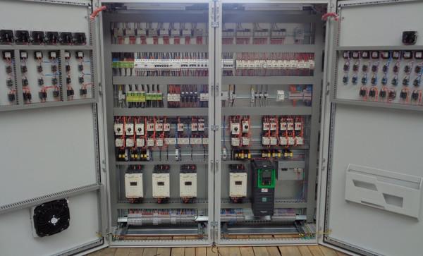 Coffret electrique industriel