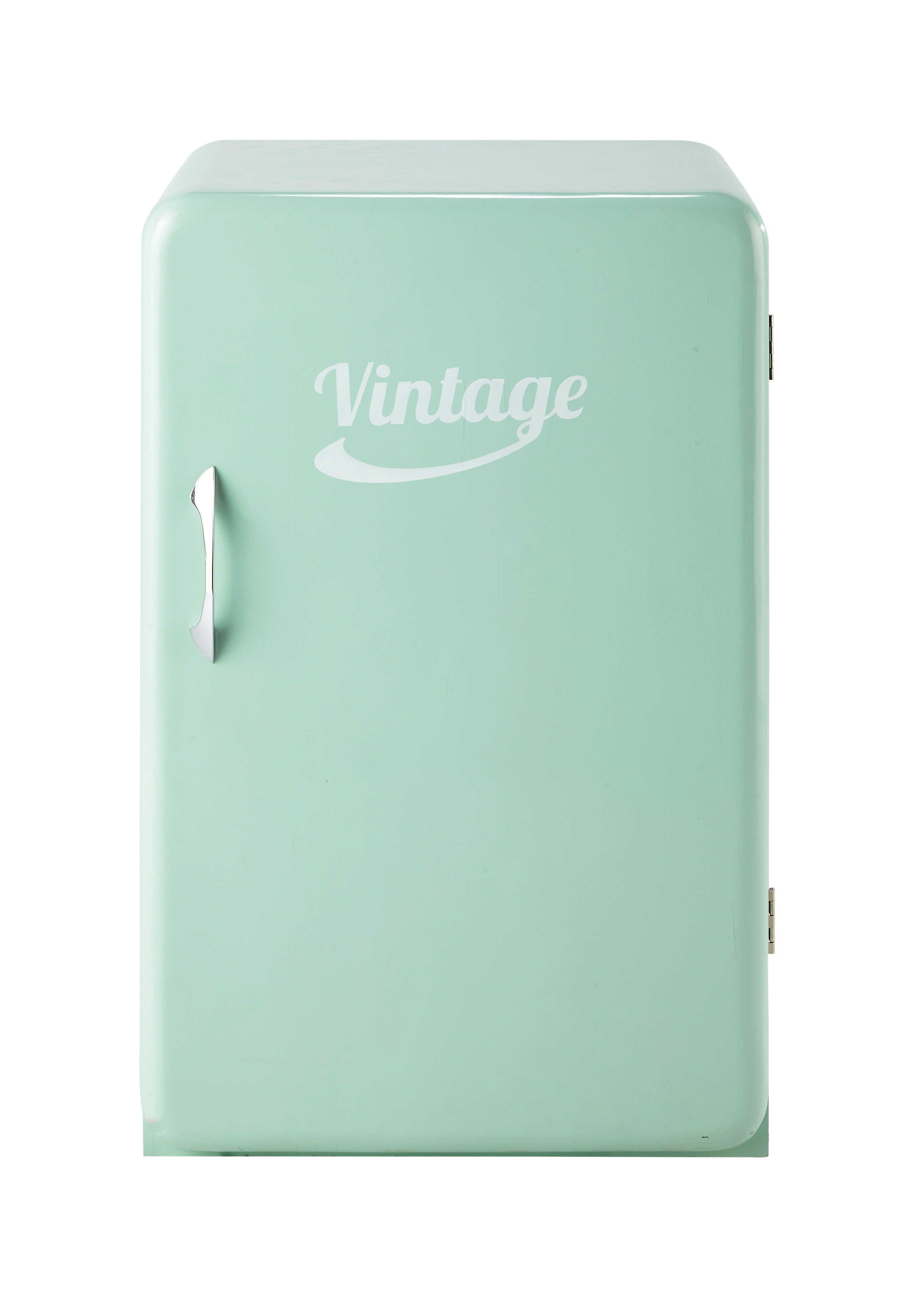 Refrigerateur vintage vert d'eau
