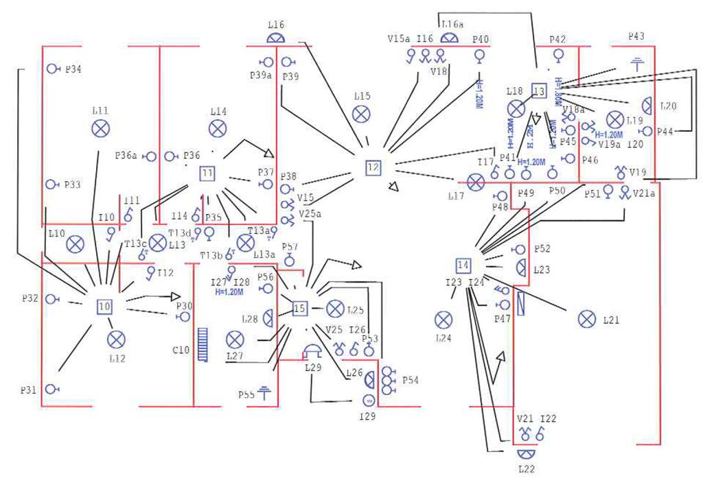 repartition electrique maison l 39 electronique la maison. Black Bedroom Furniture Sets. Home Design Ideas