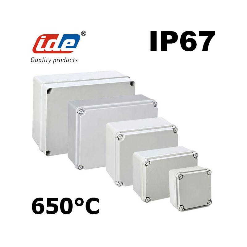 Coffret electrique ip67