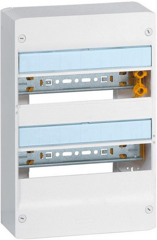Tableau electrique 2x13 modules