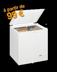 Réfrigérateur congélateur pas cher occasion