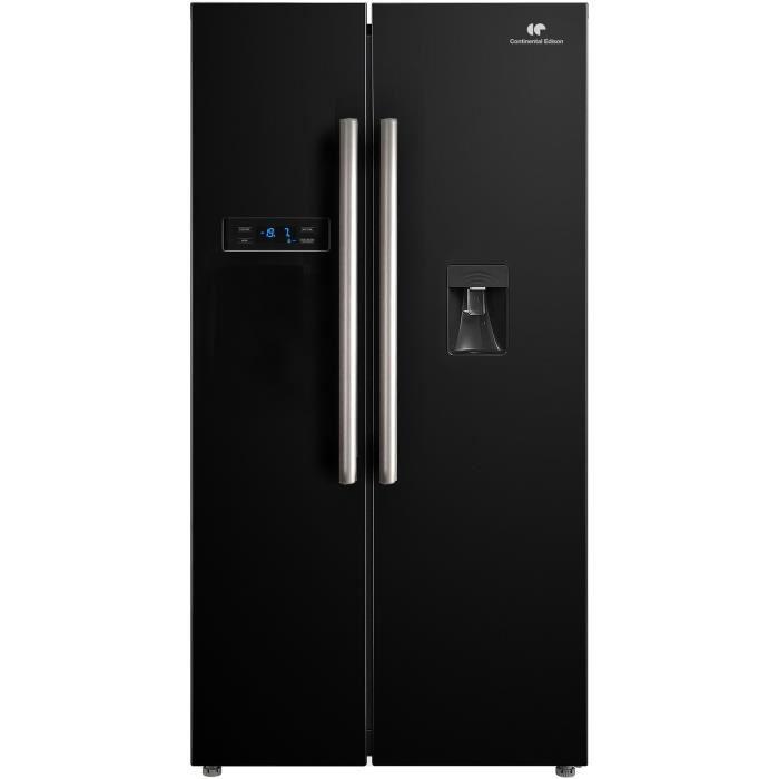 Refrigerateur americain moins de 85 cm