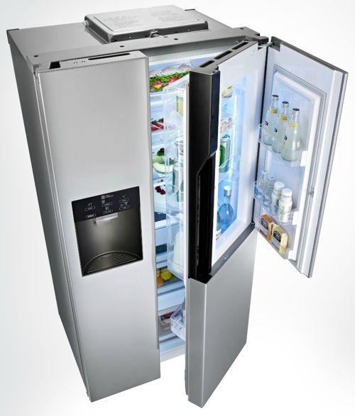 Refrigerateur americain 3 portes lg