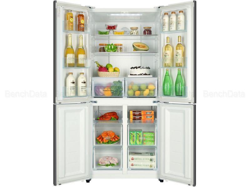 Haier réfrigérateur multi-portes htf-456dm6