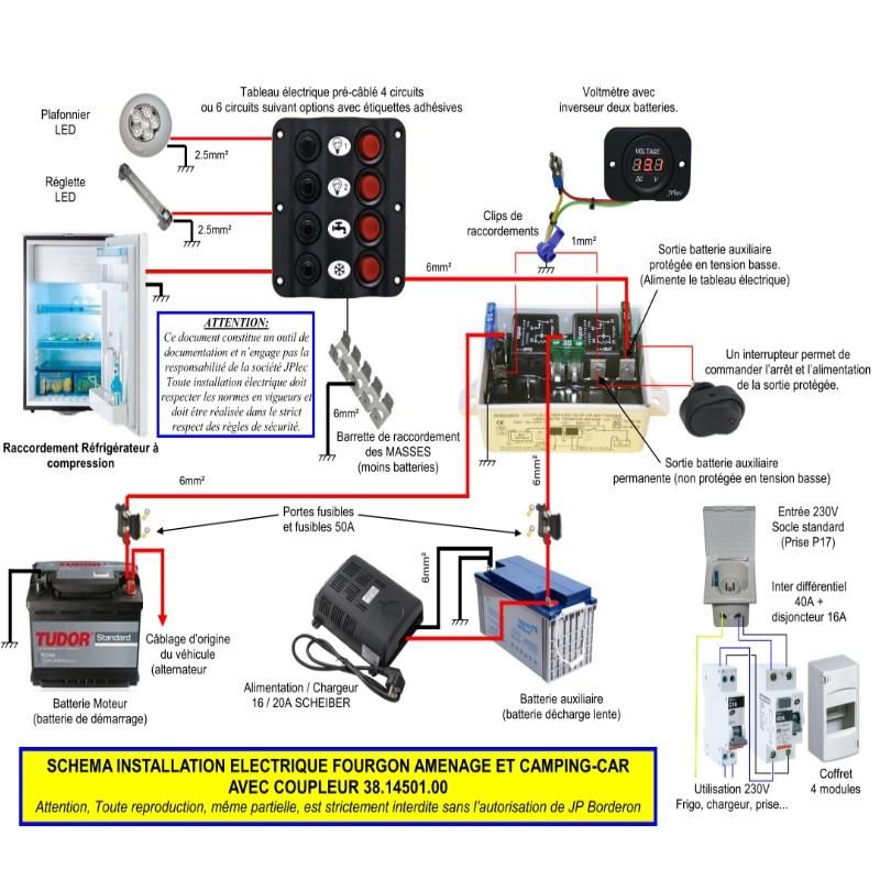 kit coffret electrique l 39 electronique la maison. Black Bedroom Furniture Sets. Home Design Ideas