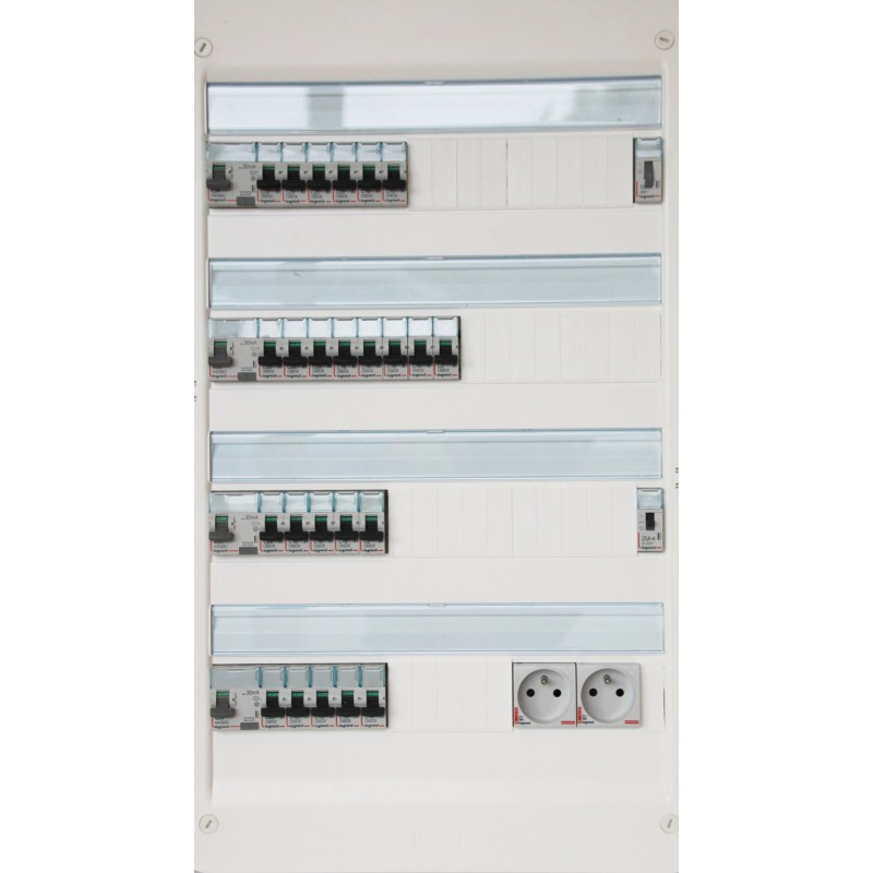 Coffret electrique legrand 24 modules