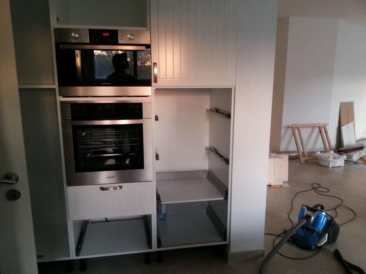 Frigo encastrable pour meuble ikea l 39 electronique la maison - Meuble pour frigo ...