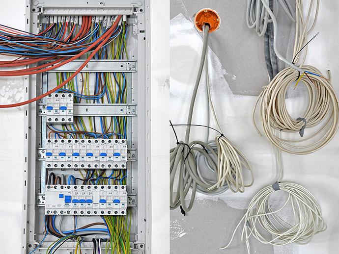 Realisation tableau electrique