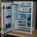 Coffret electrique industriel schneider