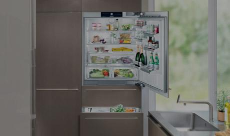 Refrigerateur encastrable volume