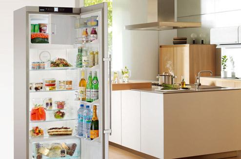 Différence entre frigo encastrable et normal