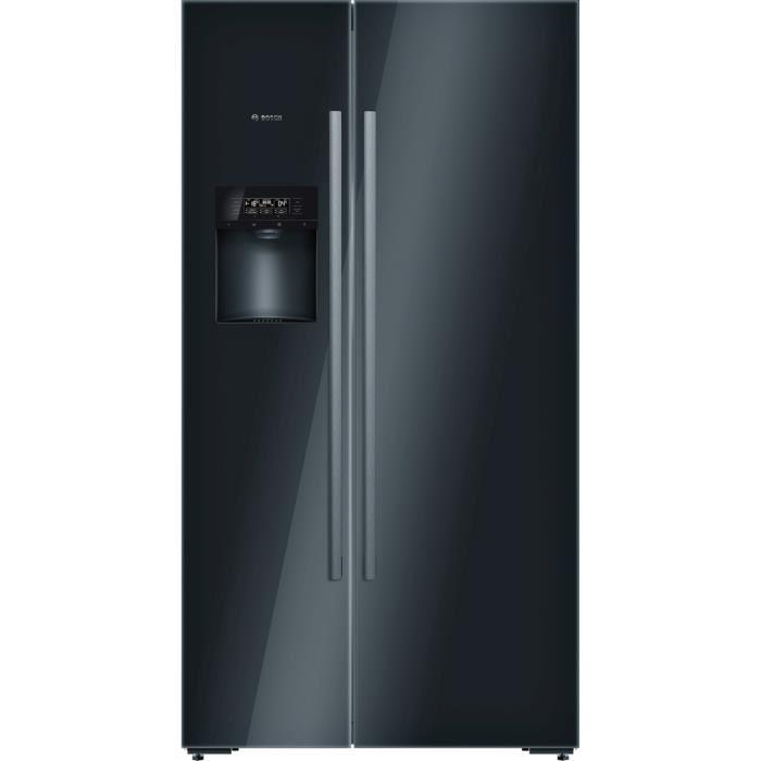 Réfrigérateur américain 89cm
