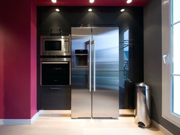 Refrigerateur americain encastrable
