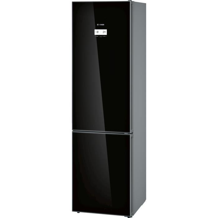 Refrigerateur bosch noir