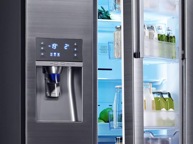 Refrigérateur américain amana