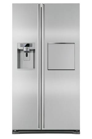 Refrigerateur americain taille