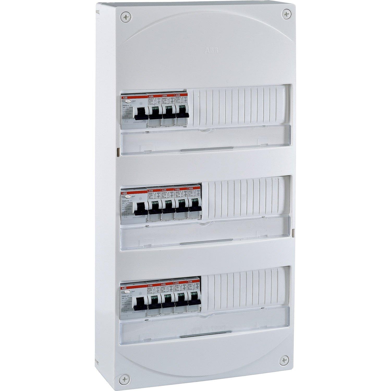 Tableau electrique 11 modules