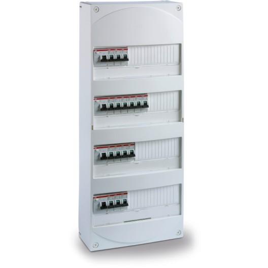 Tableau electrique 52 modules