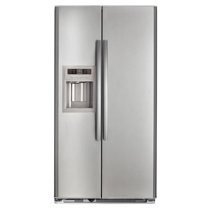 Refrigerateur americain moins large
