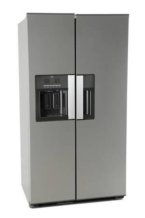 Réfrigérateur américain combiné