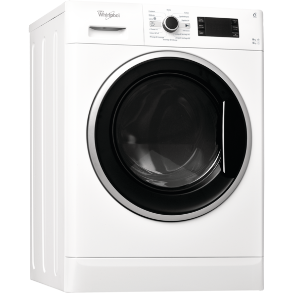 Lave linge whirlpool fwf91283wfr