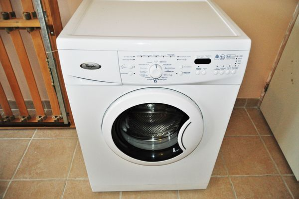 Lave Linge Whirlpool 7kg 1200trs A 6eme Sens L Electronique à