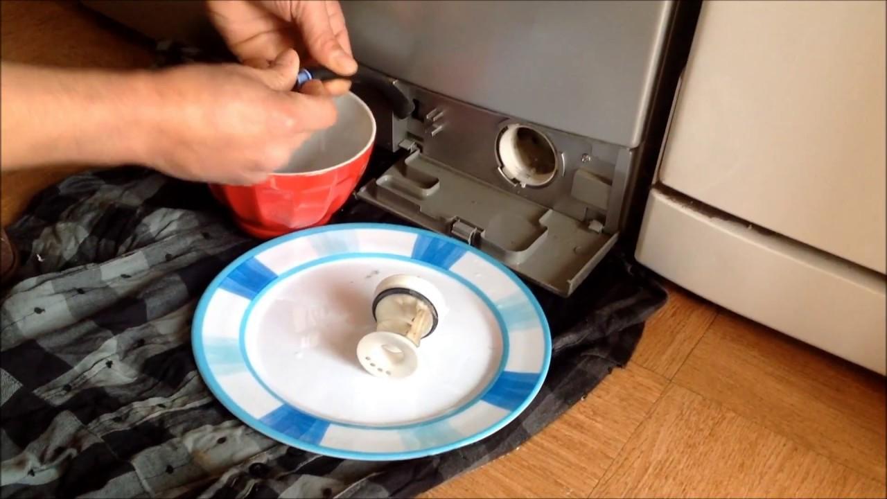 Comment nettoyer l interieur d un lave linge