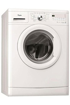 Lave linge frontal whirlpool awod4830
