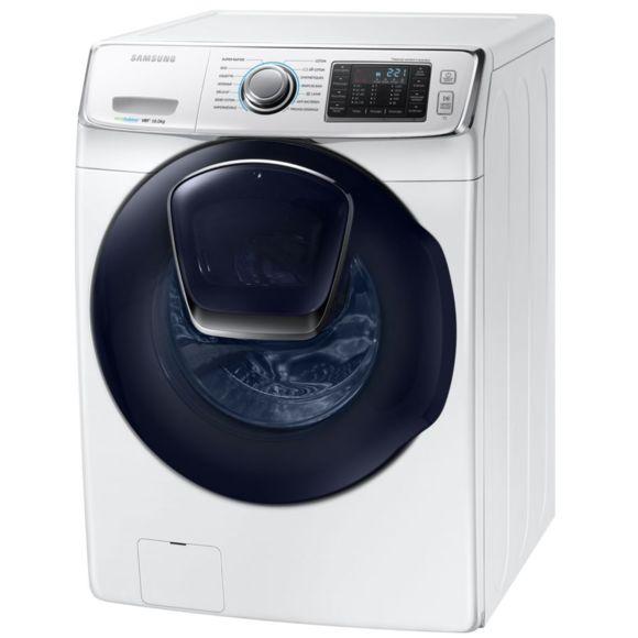 Lave linge sechant samsung wd90k5410ow/ef add wash
