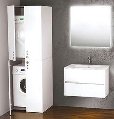 Caisson Pour Lave Linge Et Seche Linge L Electronique A La Maison