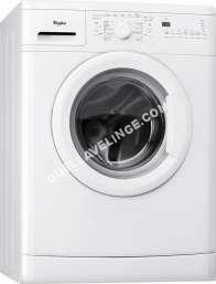 Lave linge frontal whirlpool awod4700
